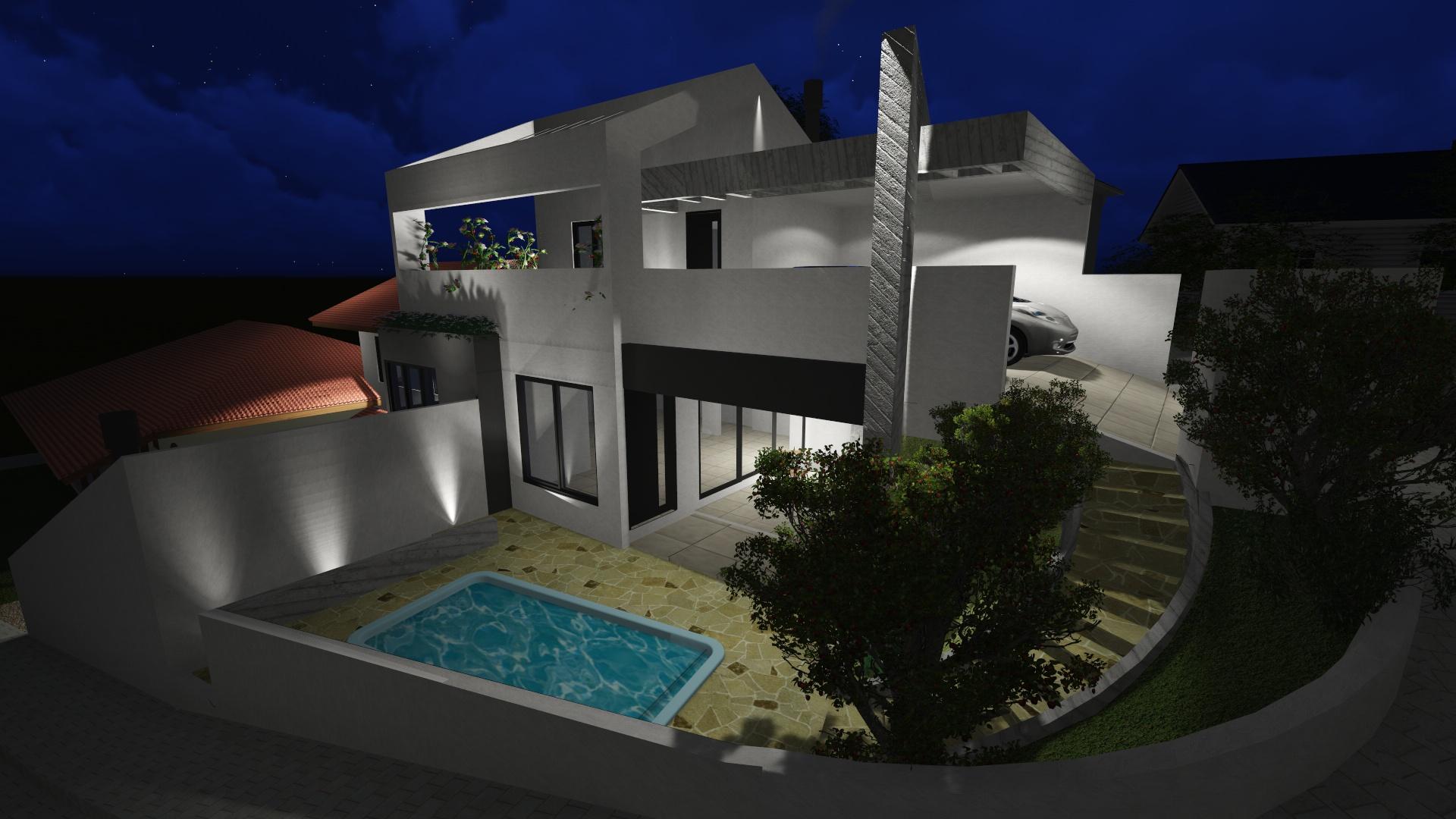 Projeto de reforma e ampliação por Octus Arquitetura